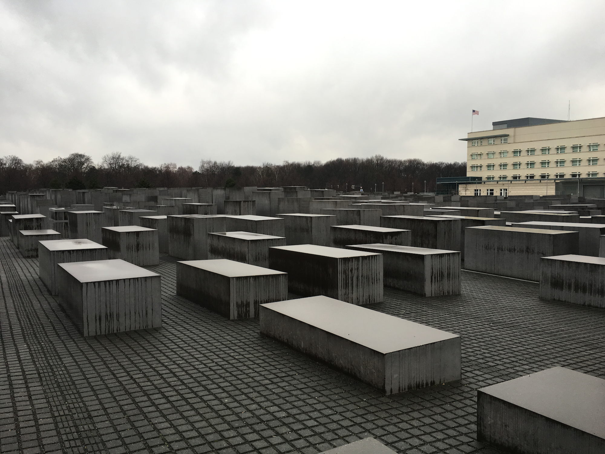 Jewish Memorial, Berlin Germany
